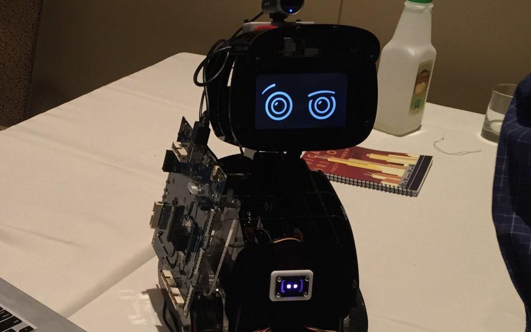 Wie können Roboter Emotionen vermitteln?