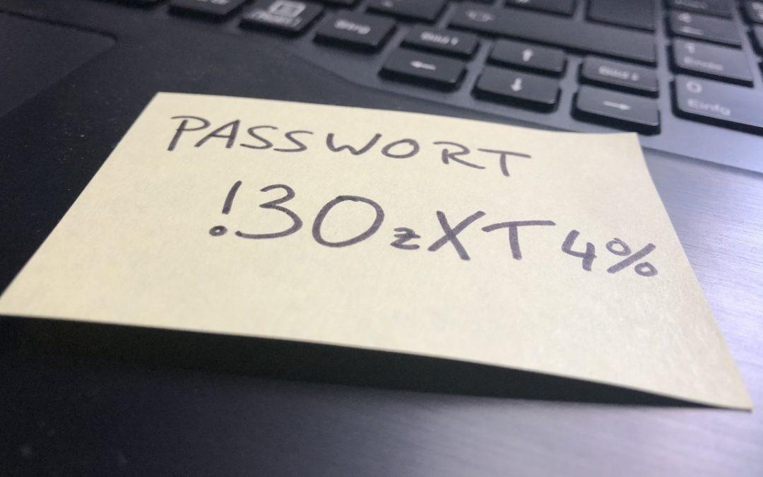 (Un-)Usable Security oder: Wie der Faktor Mensch die Sicherheit aushebelt